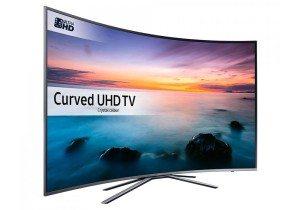 TV 4K Samsung UE49KU6172