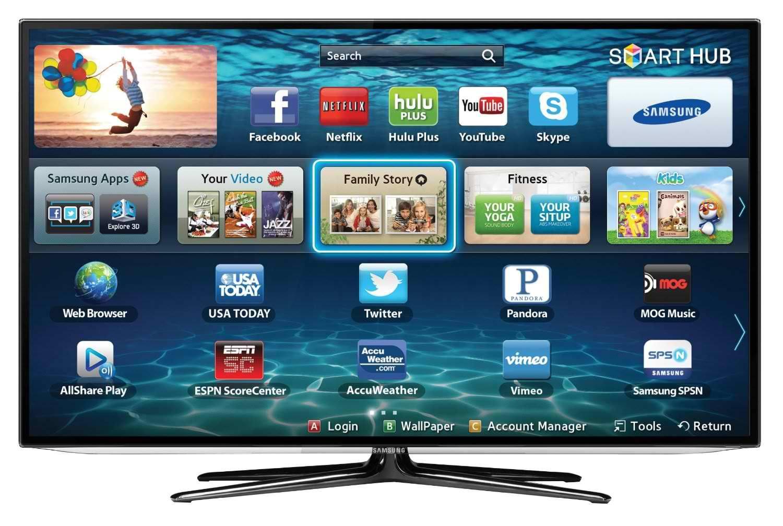 Tv 4K smart TV